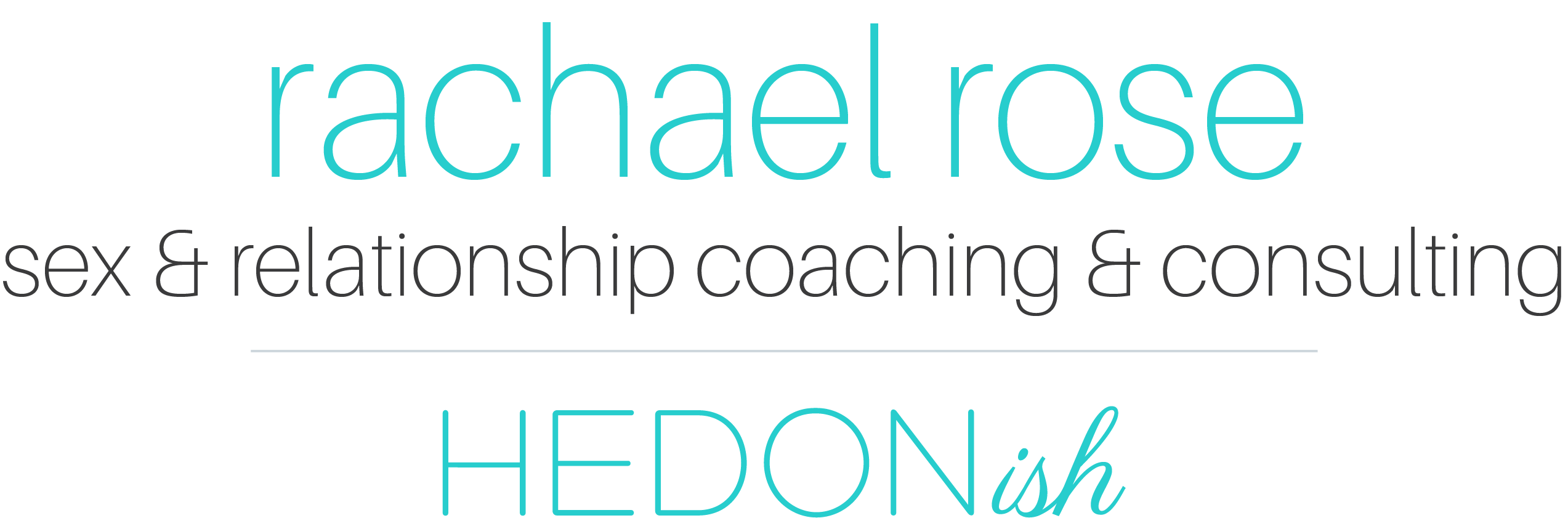 Rachael Rose | Sex & Relationship Coach | Hedonish.com