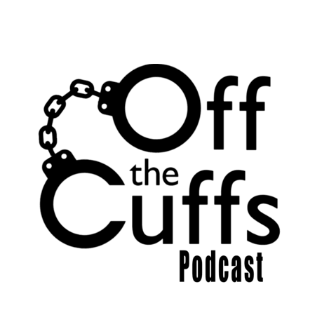 Off The Cuffs Podcast Logo